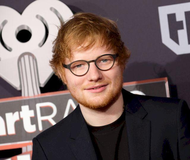 Ed Sheeran ma sobowtóra w postaci… dwuletniej dziewczynki!