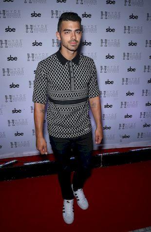Wow! Joe Jonas spotyka sięz gwiazdą Gry o Tron!