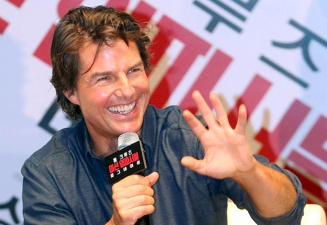 Dramatyczne wyznanie Toma Cruise: Dusiłem się i wymiotowałem!