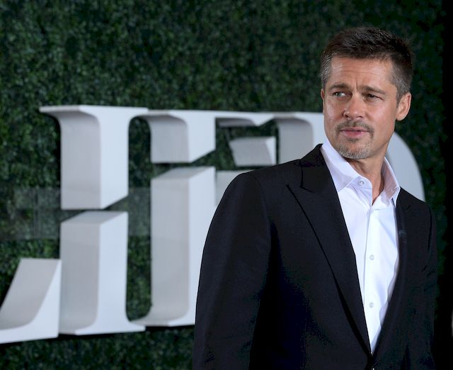 Brad Pitt dramatycznie schudł! To przez Angelinę Jolie?!
