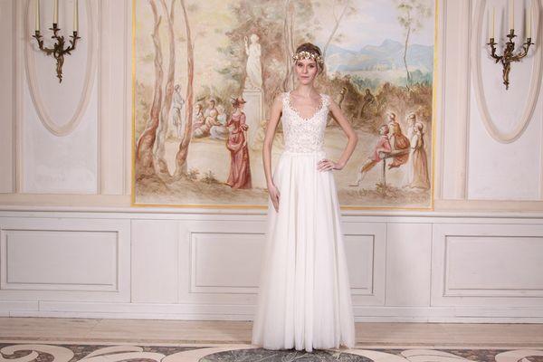Wiosenna kolekcja sukienk �lubnych marki Le Blanc