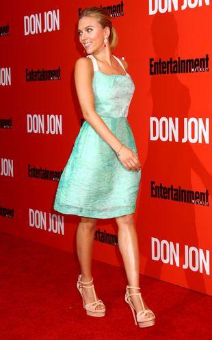 Scarlett Johansson ponownie najseksowniejszą kobietą roku