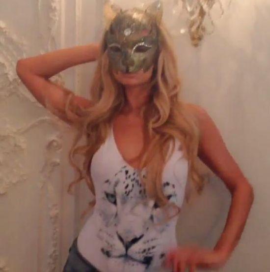 Paris Hilton uczy się gotować?