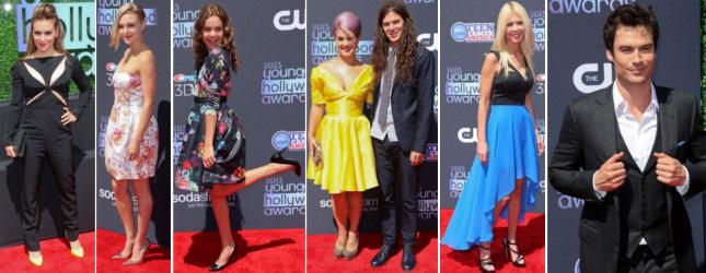 Gala Young Hollywood Awards (FOTO)