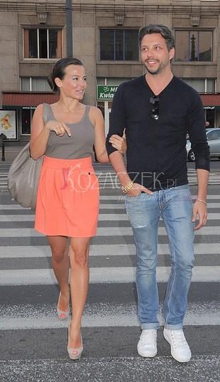 Anna Mucha i Marcello Sora – ani śladu kryzysu (FOTO)