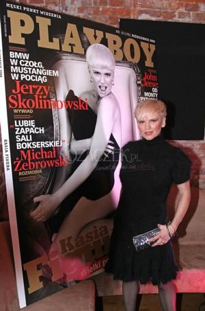 Kasia Figura w Playboyu (FOTO)