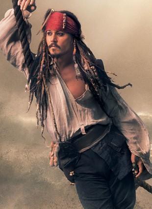 Johnny Depp w obiektywie Annie Leibovitz (FOTO)