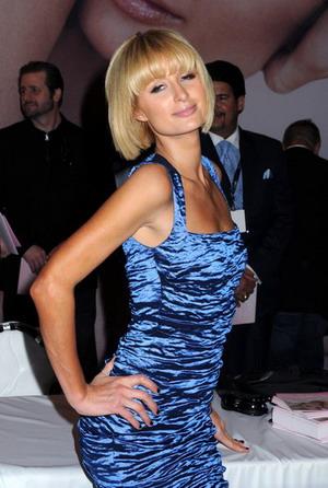 Paris Hilton niczym Lady GaGa (FOTO)