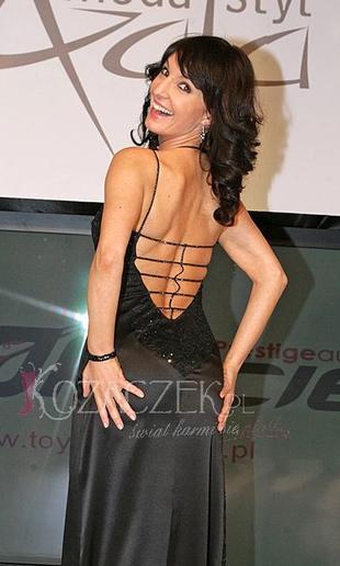 Seksowna sukienka Małgorzaty Kosik (FOTO)