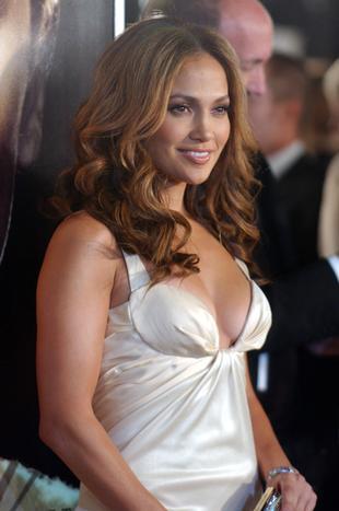 Jennifer Lopez w sportowym stylu