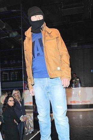 Rysiek z Klanu został męskim modelem (FOTO)