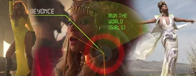 Zapowiedź klipu Beyonce – Run the World (Girls) [VIDEO]