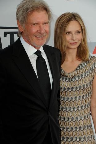 Harrison Ford ożenił się z Calistą Flockhart!