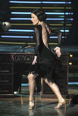 Z kim Agata Kulesza bawiła się w Opole?