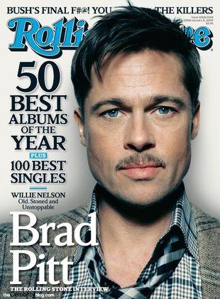 Brad Pitt: Jestem ateistą i agnostykiem