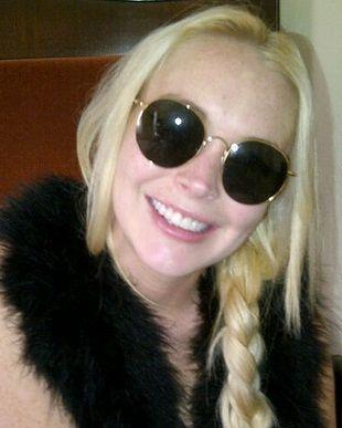 Nowe zęby Lindsay Lohan (FOTO)