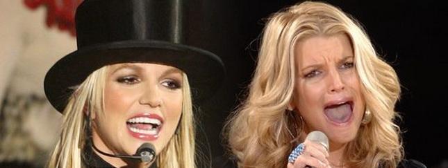 Jessica Simpson i Britney Spears razem w serialu