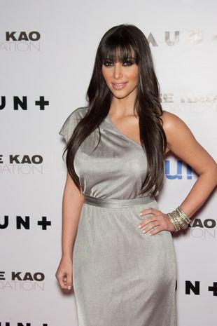 Figura Kim Kardashian nienaruszona przez święta