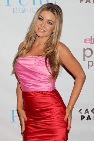 Carmen Electra do perfekcji opanowała seksowne pozy (FOTO)