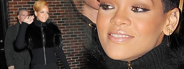 """Rihanna: """"Wysyłajcie swoje nagie zdjęcia chłopakom!"""""""