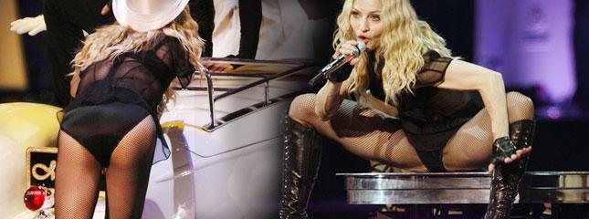 Gorące zdjęcia Madonny (FOTO)