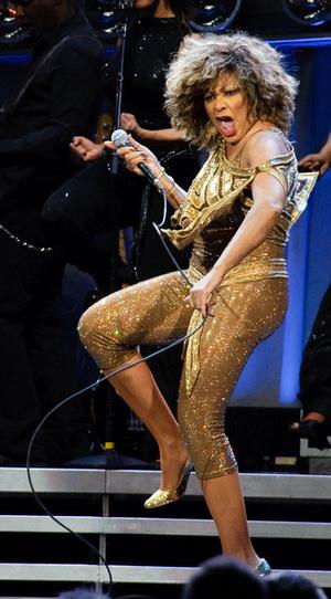 Tina Turner daje czadu (FOTO)