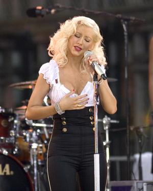 Christina Aguilera będzie striptizerką