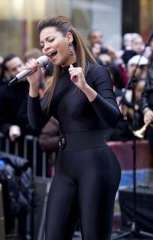 Beyonce i jej wokalna porażka (VIDEO)