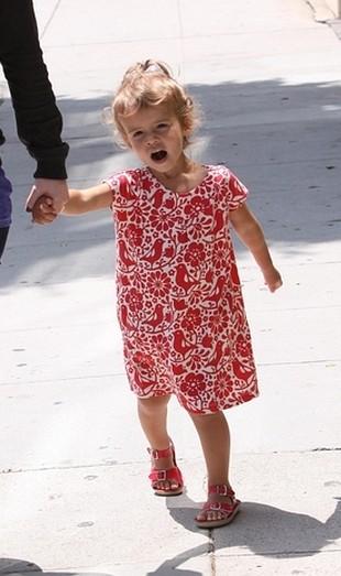 Honor Marie, córka Jessiki Alby, jest uroczym dzieckiem(FOTO
