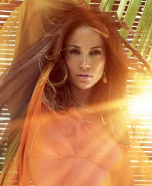 Jennifer Lopez reklamuje nowe perfumy