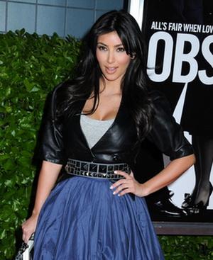Punkowa Kim Kardashian (FOTO)