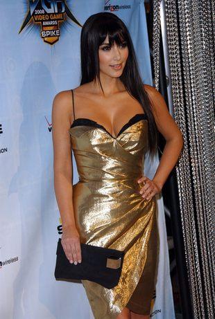 Kim Kardashian na zakupach przed Sylwestrem