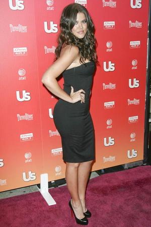 Khloe i Kourtney Kardashian na imprezie US Weekly (FOTO)