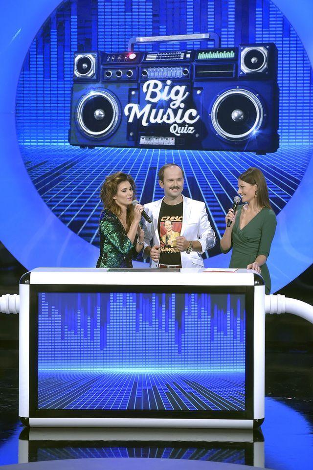 Internauci krytykują Big Music Quiz ze Sławomirem: Beznadziejny!