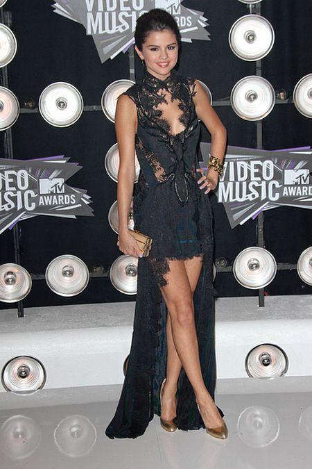 Tak wyglądały gwiazdy na poprzednich galach VMA (FOTO)