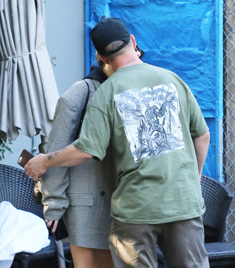 Szok! Hailey Baldwin w ramionach INNEGO! Co na to Justin?!