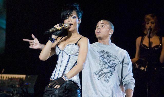 Rihanna ma wyraźne ślady pobicia