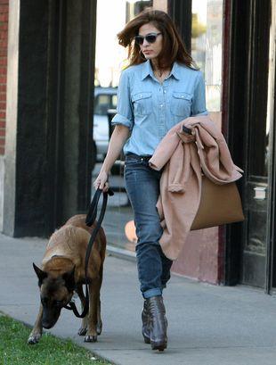 Eva Mendes i Ryan Gosling rozstaną się przez jej zazdrość?
