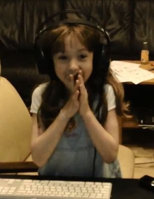 Jagoda Krystek, 7-latka, która czuje bluesa (VIDEO)