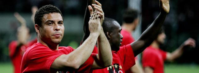 Ronaldo - skandal z męską prostytutką!