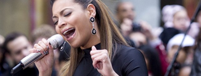Beyonce nie ma na siebie pomysłu?