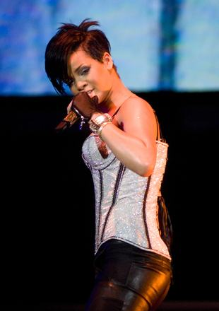 Karnawałowa Rihanna