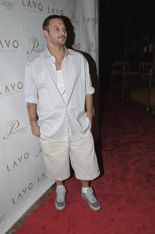 Kevin Federline walczy z kilogramami w reality show (FOTO)