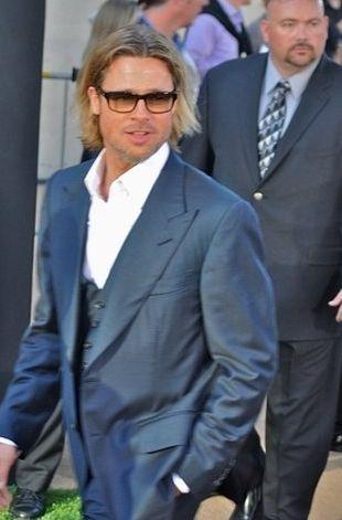 Brad Pitt kończy z aktorstwem