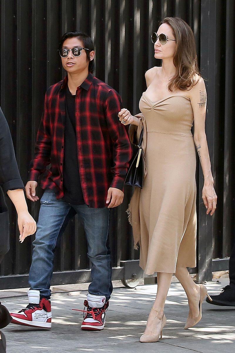 Angelina Jolie schudła do 35 kg?! Mamy komentarz dietetyka!