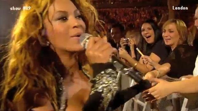 Fanka Beyonce chciała z nią zaśpiewać na koncercie… VIDEO