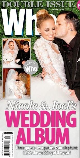 Więcej zdjęć ze ślubu Nicole Richie (FOTO)