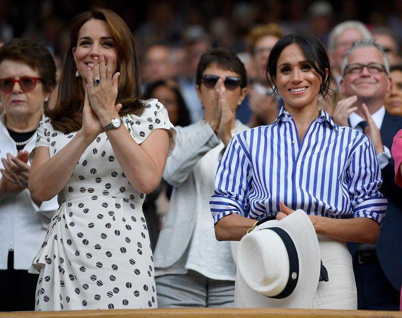 Jednoznaczna odpowiedź za co Meghan nienawidzi Kate Middleton!