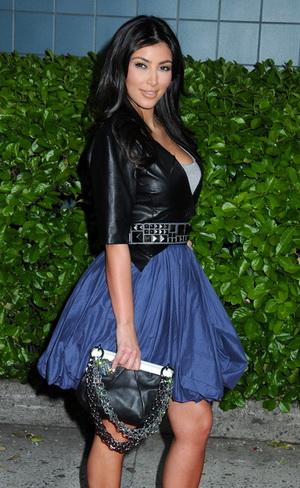 Kim Kardashian i jej nowy kolor włosów (FOTO)