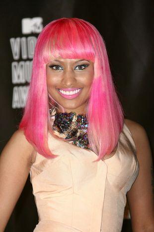 Nicki Minaj umacnia swój wizerunek plastikowej lalki (FOTO)